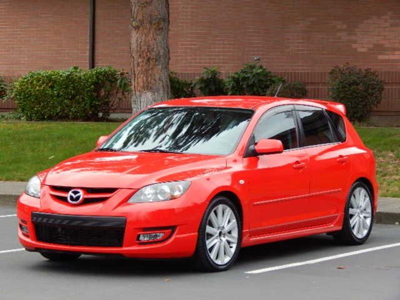 Mazdaspeed3 For Sale >> 2008 Mazda Mazdaspeed3 In Lynnwood Wa Seattle Finest Motors