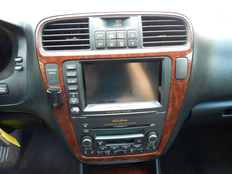 2004 acura mdx navigation screen