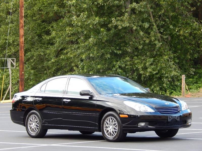 2004 Lexus ES 330 For Sale At SEATTLE FINEST MOTORS In Lynnwood WA