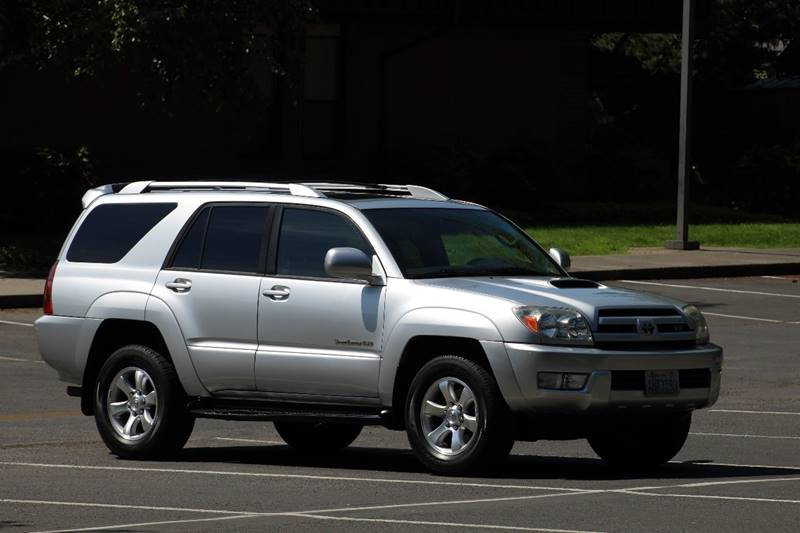 2005 Toyota 4Runner For Sale At SEATTLE FINEST MOTORS In Lynnwood WA