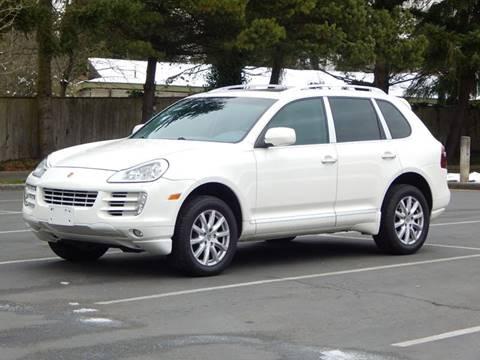 2008 Porsche Cayenne for sale in Lynnwood, WA