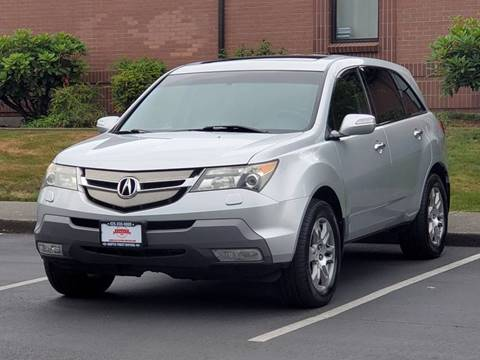 Acura Mdx For Sale >> Acura Mdx For Sale In Lynnwood Wa Seattle Finest Motors
