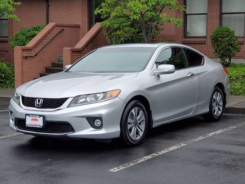 2014 Honda Accord for sale in Lynnwood, WA