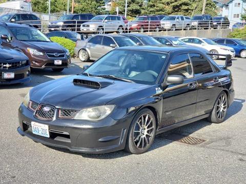 2006 Subaru Wrx Sti For Sale >> 2006 Subaru Impreza For Sale In Lynnwood Wa