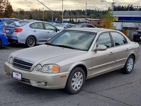 2004 Kia Optima for sale in Lynnwood, WA