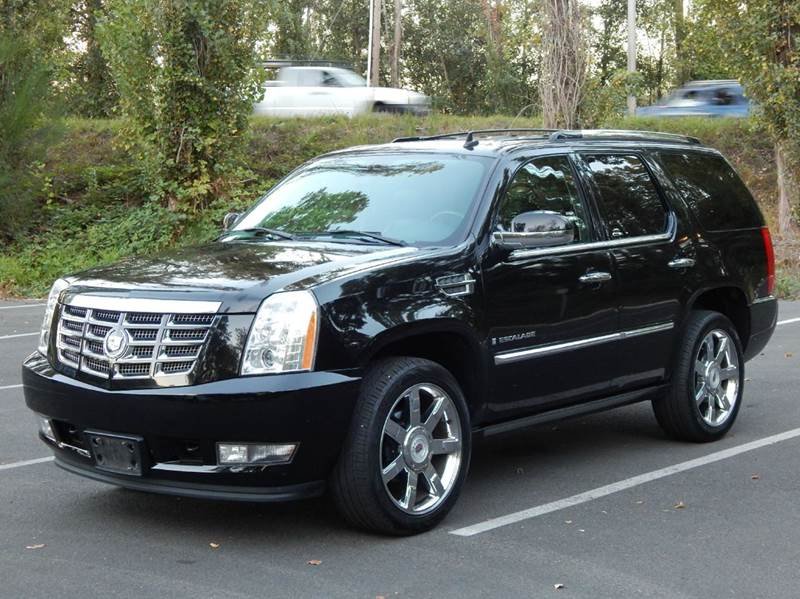 2008 cadillac escalade base awd 4dr suv in lynnwood wa. Black Bedroom Furniture Sets. Home Design Ideas
