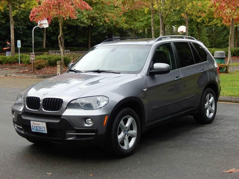2008 BMW X5 For Sale At SEATTLE FINEST MOTORS In Lynnwood WA