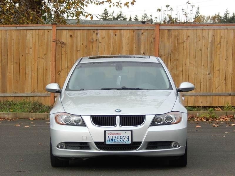 2006 Bmw 3 Series 325i 4dr Sedan In Lynnwood WA  SEATTLE FINEST
