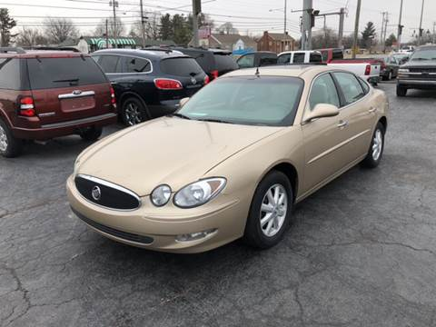 2005 Buick LaCrosse for sale at Martins Auto Sales in Shelbyville KY