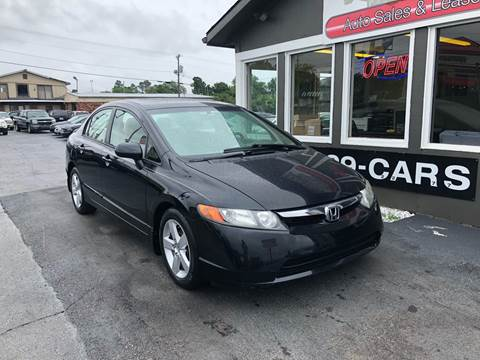 2006 Honda Civic for sale at Martins Auto Sales in Shelbyville KY