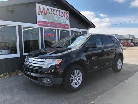 2007 Ford Edge for sale at Martins Auto Sales in Shelbyville KY