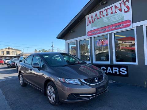 2013 Honda Civic for sale in Shelbyville, KY