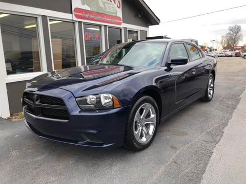 2014 Dodge Charger for sale at Martins Auto Sales in Shelbyville KY