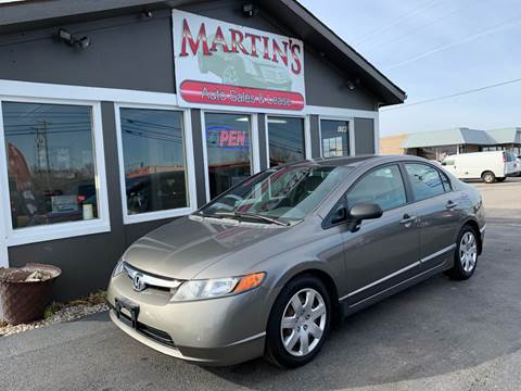 2007 Honda Civic for sale in Shelbyville, KY