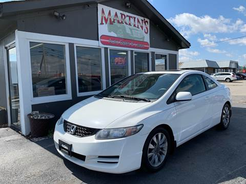 2009 Honda Civic for sale at Martins Auto Sales in Shelbyville KY