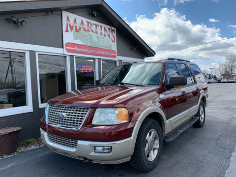 2006 Ford Expedition for sale at Martins Auto Sales in Shelbyville KY