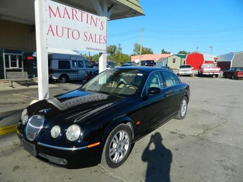 2005 Jaguar S-Type for sale at Martins Auto Sales in Shelbyville KY