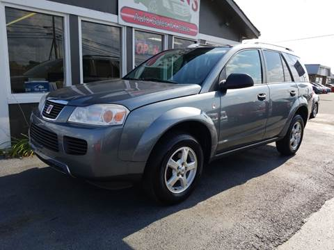 2007 Saturn Vue for sale at Martins Auto Sales in Shelbyville KY