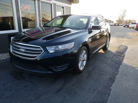 2014 Ford Taurus for sale at Martins Auto Sales in Shelbyville KY