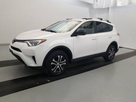 2016 Toyota RAV4 for sale at Martins Auto Sales in Shelbyville KY