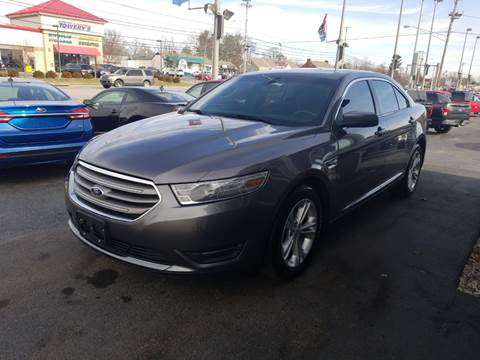 2013 Ford Taurus for sale at Martins Auto Sales in Shelbyville KY