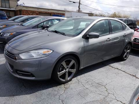 2013 Dodge Dart for sale at Martins Auto Sales in Shelbyville KY