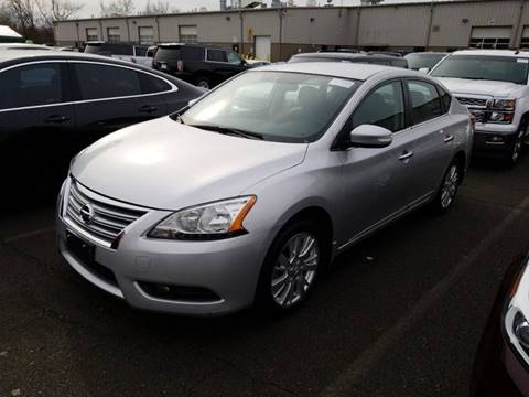 2015 Nissan Sentra for sale at Martins Auto Sales in Shelbyville KY