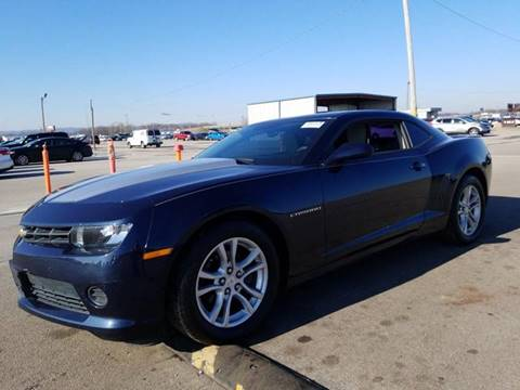2015 Chevrolet Camaro for sale at Martins Auto Sales in Shelbyville KY