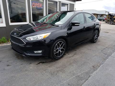 2016 Ford Focus for sale at Martins Auto Sales in Shelbyville KY