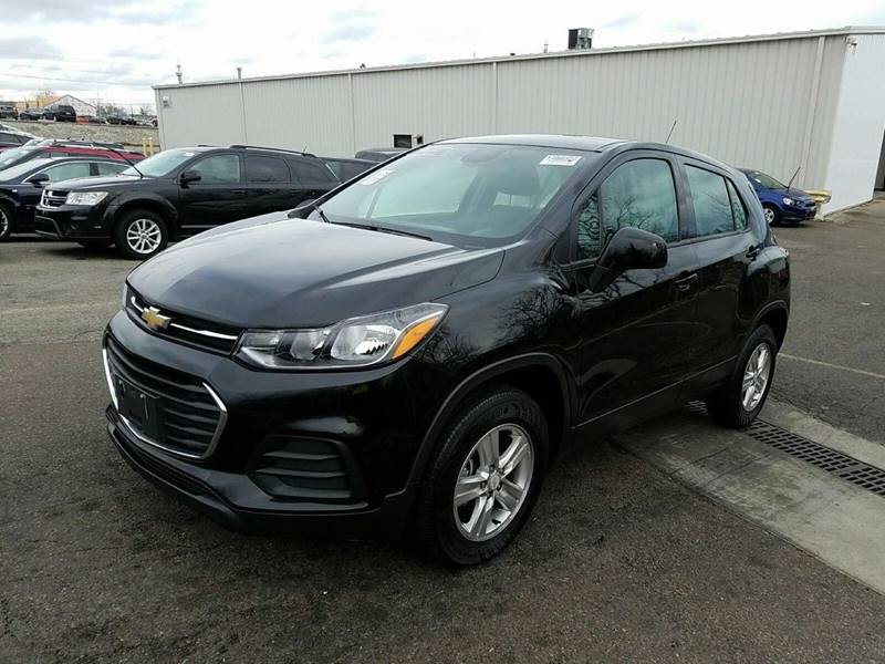 2017 Chevrolet Trax for sale at Martins Auto Sales in Shelbyville KY