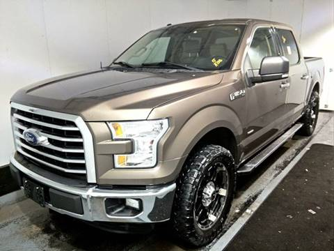 2015 Ford F-150 for sale at Martins Auto Sales in Shelbyville KY