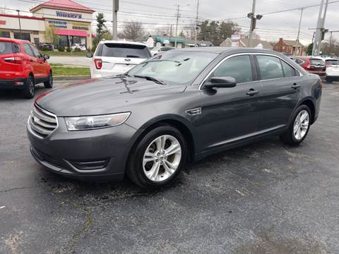 2016 Ford Taurus for sale at Martins Auto Sales in Shelbyville KY