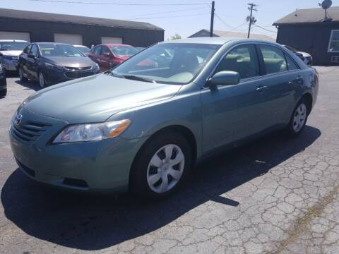 2007 Toyota Camry for sale at Martins Auto Sales in Shelbyville KY