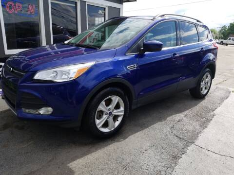 2016 Ford Escape for sale at Martins Auto Sales in Shelbyville KY