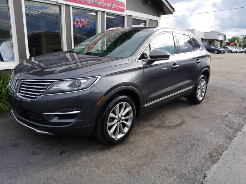 2017 Lincoln MKC for sale at Martins Auto Sales in Shelbyville KY