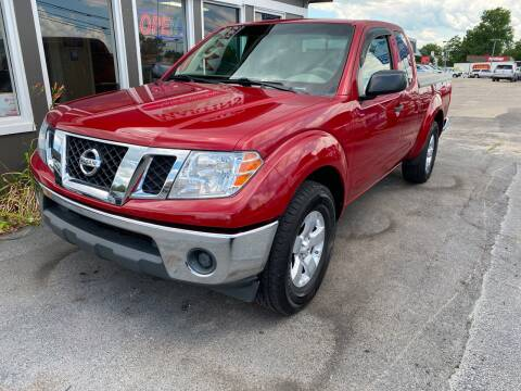 2011 Nissan Frontier for sale at Martins Auto Sales in Shelbyville KY