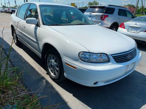 1999 Chevrolet Malibu for sale at Martins Auto Sales in Shelbyville KY