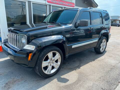 2012 Jeep Liberty for sale at Martins Auto Sales in Shelbyville KY