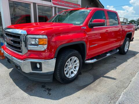 2015 GMC Sierra 1500 for sale at Martins Auto Sales in Shelbyville KY