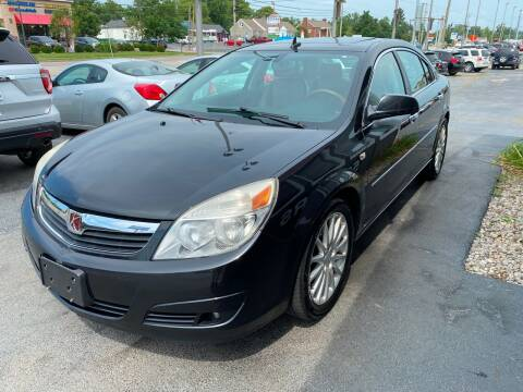 2008 Saturn Aura for sale at Martins Auto Sales in Shelbyville KY
