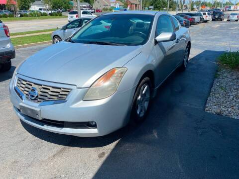 2008 Nissan Altima for sale at Martins Auto Sales in Shelbyville KY