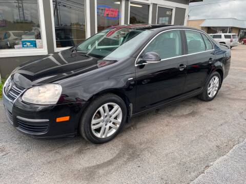 2007 Volkswagen Jetta for sale at Martins Auto Sales in Shelbyville KY