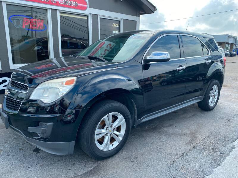 2011 Chevrolet Equinox for sale at Martins Auto Sales in Shelbyville KY