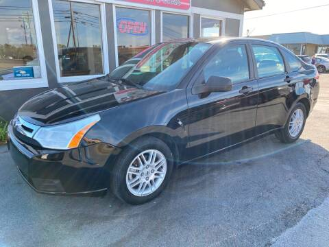 2011 Ford Focus for sale at Martins Auto Sales in Shelbyville KY
