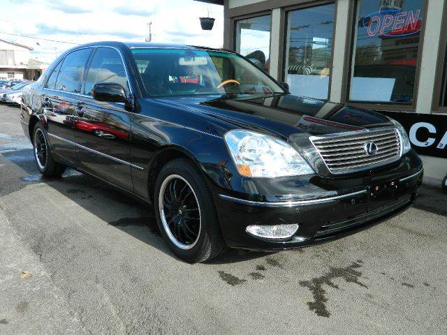2003 Lexus LS 430 for sale at Martins Auto Sales in Shelbyville KY