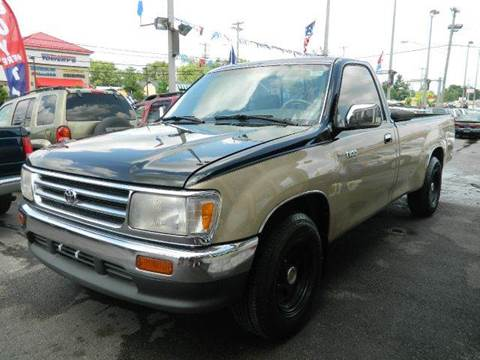 1993 Toyota T100 for sale at Martins Auto Sales in Shelbyville KY