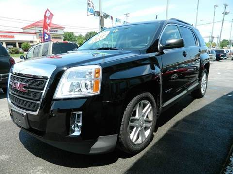 2011 GMC Terrain for sale at Martins Auto Sales in Shelbyville KY