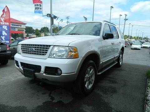 2005 Ford Explorer for sale at Martins Auto Sales in Shelbyville KY
