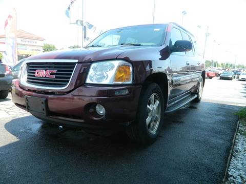 2003 GMC Envoy XL for sale at Martins Auto Sales in Shelbyville KY