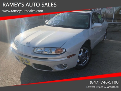 Oldsmobile Used Cars Financing For Sale Zion Rameys Auto Sales